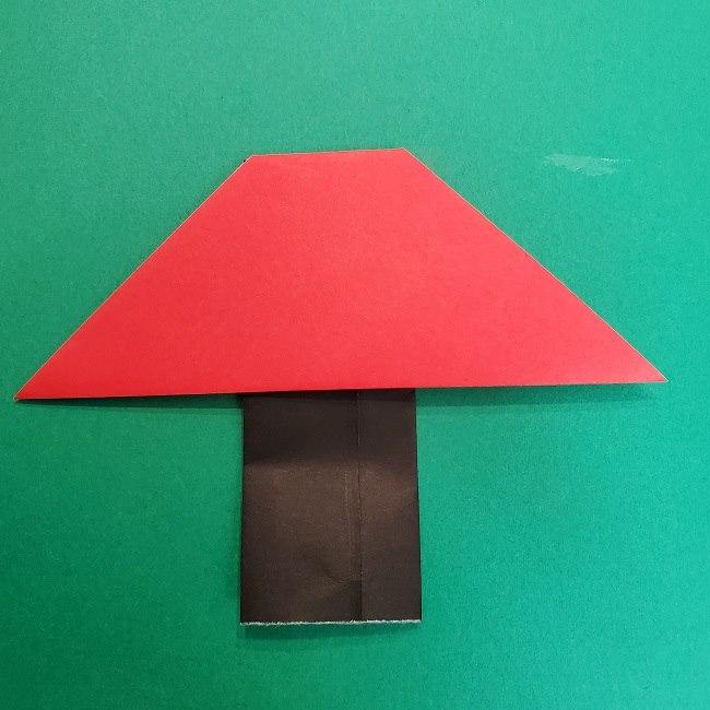 きめつのやいばの折り紙 真菰の折り方作り方⑤完成 (17)