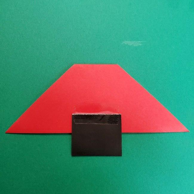 きめつのやいばの折り紙 真菰の折り方作り方⑤完成 (18)