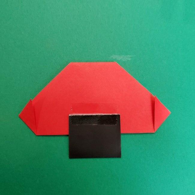 きめつのやいばの折り紙 真菰の折り方作り方⑤完成 (19)
