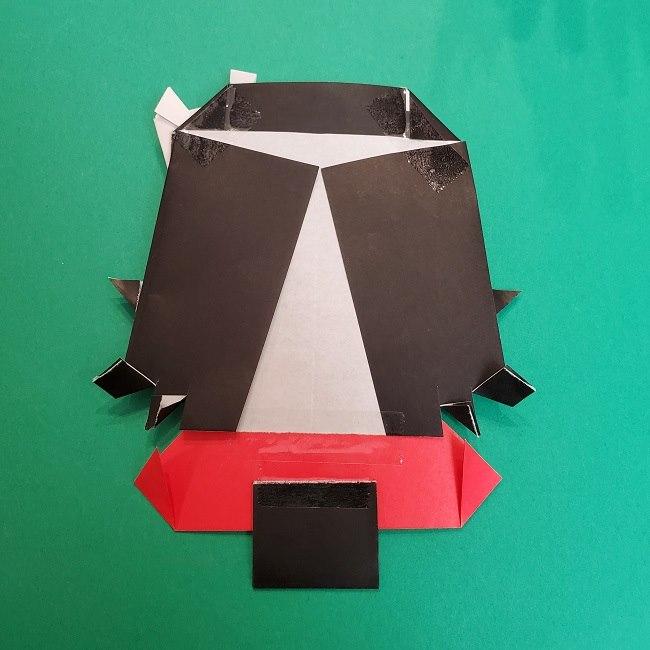 きめつのやいばの折り紙 真菰の折り方作り方⑤完成 (22)