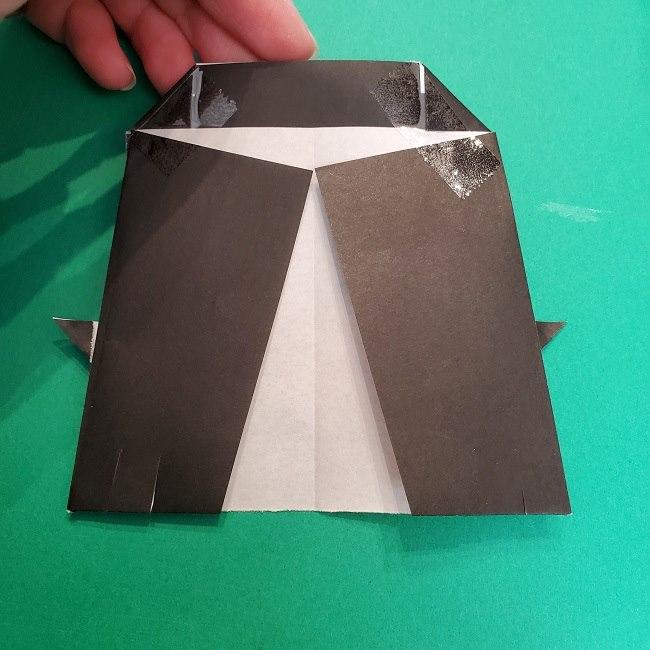 きめつのやいばの折り紙 真菰の折り方作り方⑤完成 (8)
