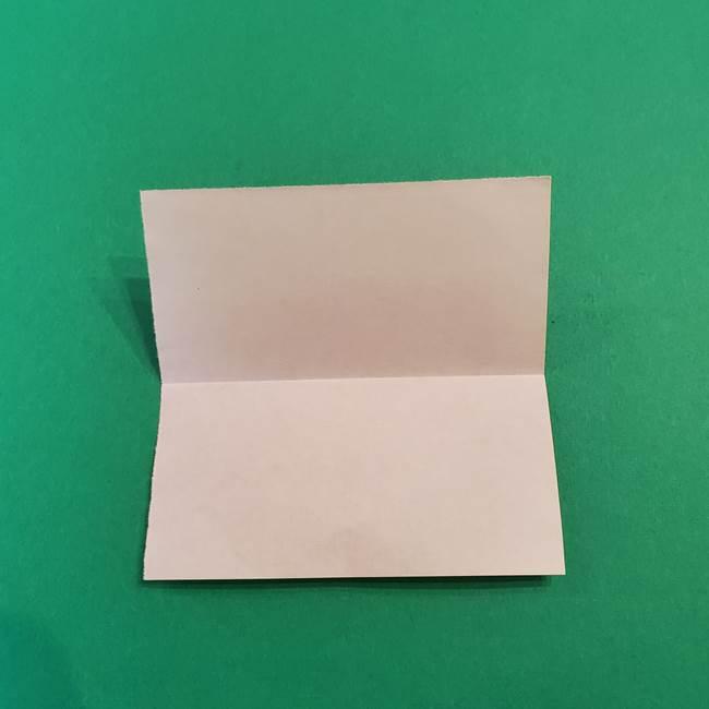 きめつのやいば折り紙 ゆしろうの折り方作り方1(3)