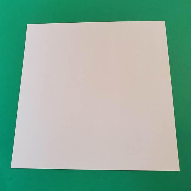 きめつのやいば折り紙 ゆしろうの折り方作り方2(1)