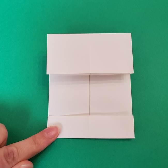 きめつのやいば折り紙 ゆしろうの折り方作り方2(10)