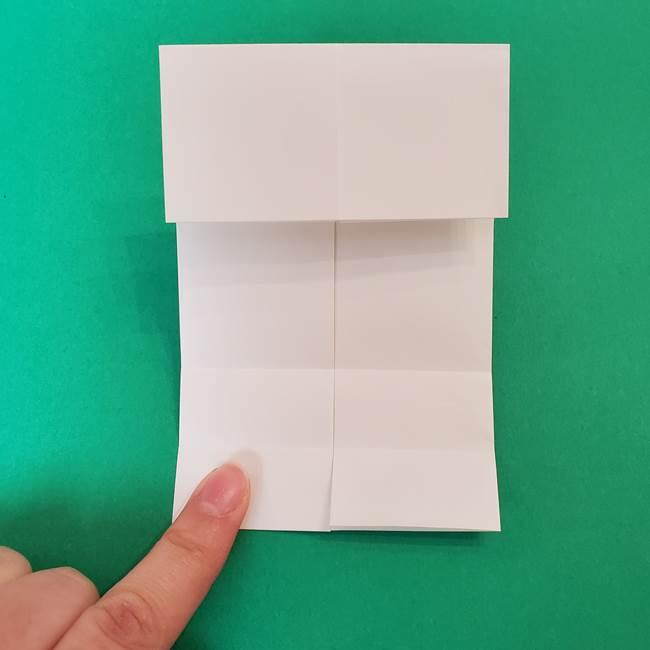 きめつのやいば折り紙 ゆしろうの折り方作り方2(11)
