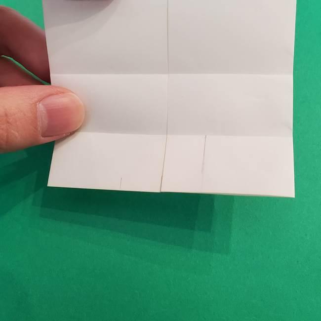 きめつのやいば折り紙 ゆしろうの折り方作り方2(12)