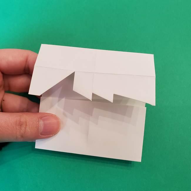 きめつのやいば折り紙 ゆしろうの折り方作り方2(17)