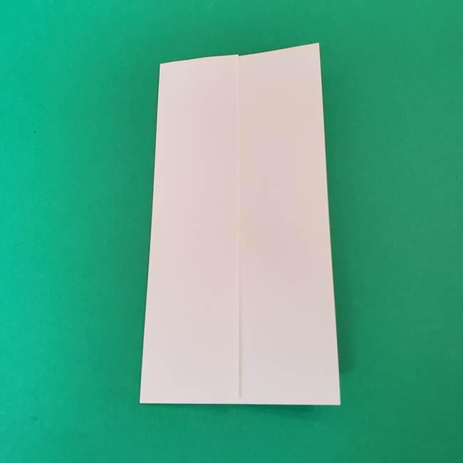きめつのやいば折り紙 ゆしろうの折り方作り方2(5)