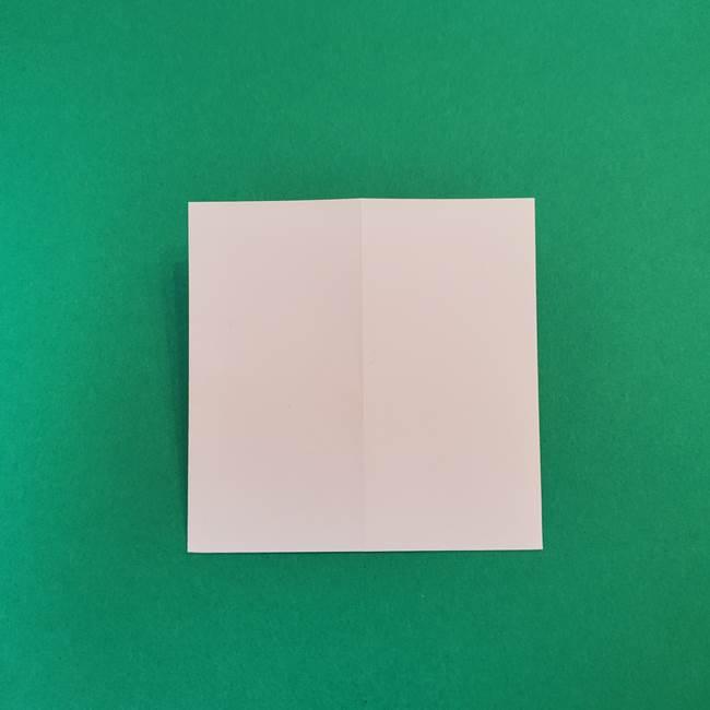 きめつのやいば折り紙 ゆしろうの折り方作り方2(6)