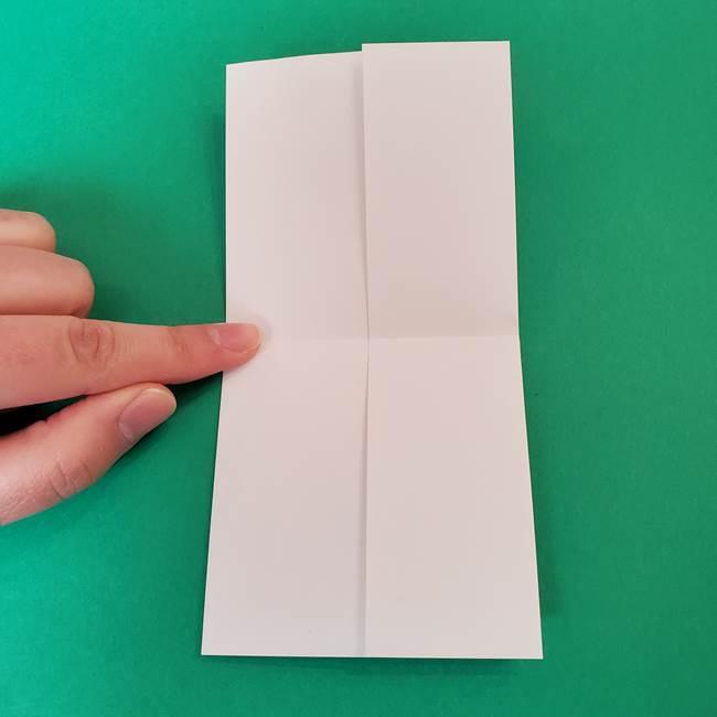 きめつのやいば折り紙 ゆしろうの折り方作り方2(7)
