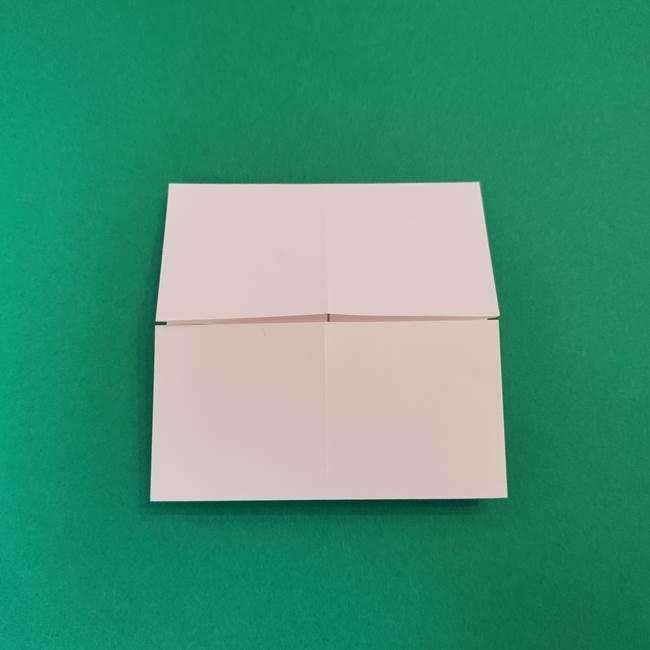 きめつのやいば折り紙 ゆしろうの折り方作り方2(8)