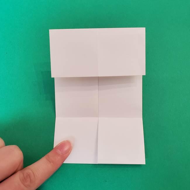 きめつのやいば折り紙 ゆしろうの折り方作り方2(9)