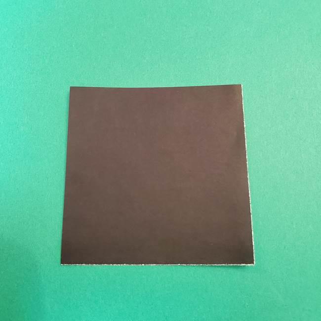 きめつのやいば折り紙 ゆしろうの折り方作り方3(1)