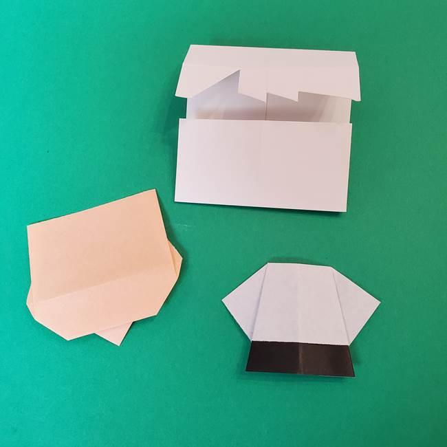 きめつのやいば折り紙 ゆしろうの折り方作り方3(12)