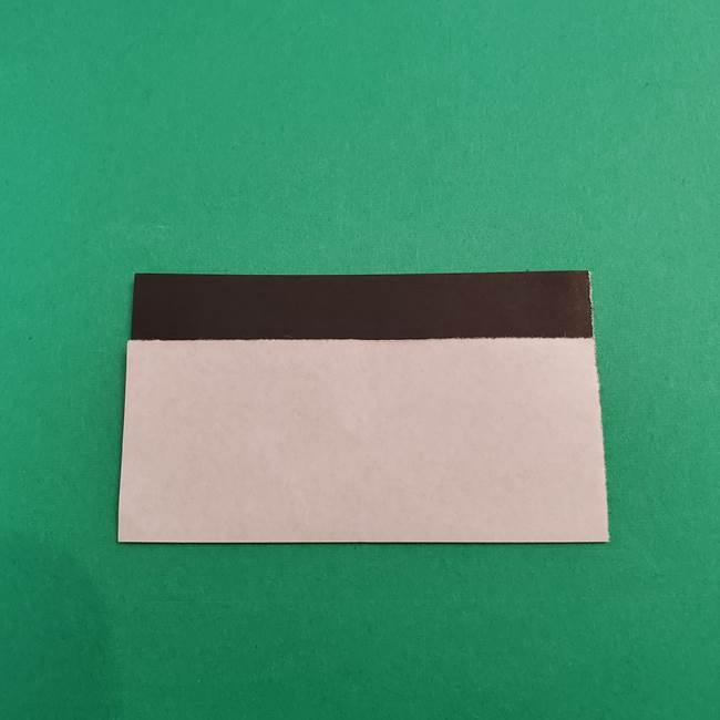 きめつのやいば折り紙 ゆしろうの折り方作り方3(2)