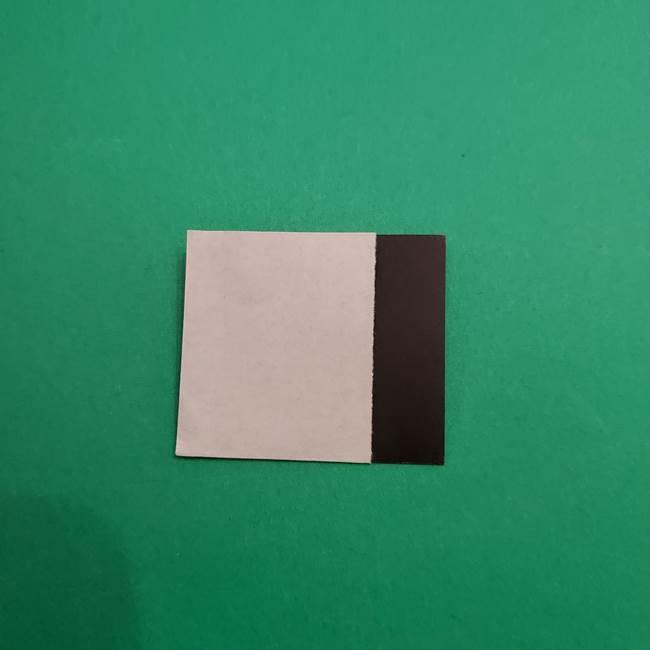 きめつのやいば折り紙 ゆしろうの折り方作り方3(3)
