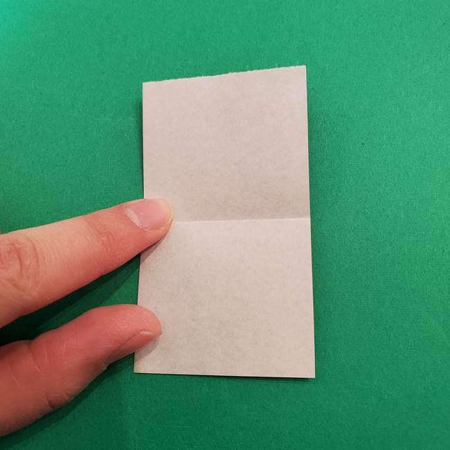 きめつのやいば折り紙 ゆしろうの折り方作り方3(4)