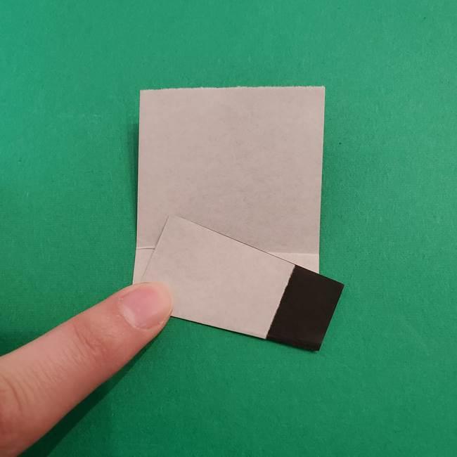 きめつのやいば折り紙 ゆしろうの折り方作り方3(5)