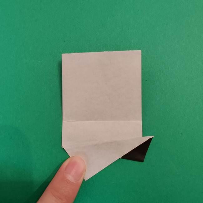 きめつのやいば折り紙 ゆしろうの折り方作り方3(6)