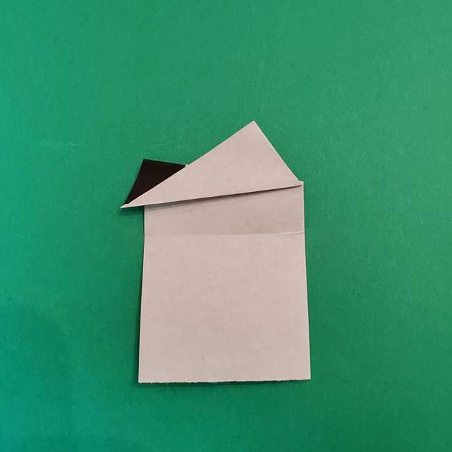 きめつのやいば折り紙 ゆしろうの折り方作り方3(7)