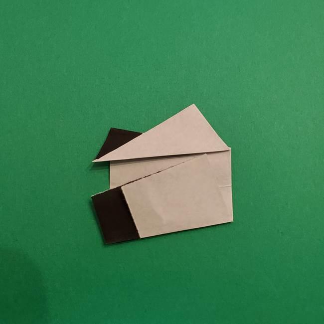 きめつのやいば折り紙 ゆしろうの折り方作り方3(8)