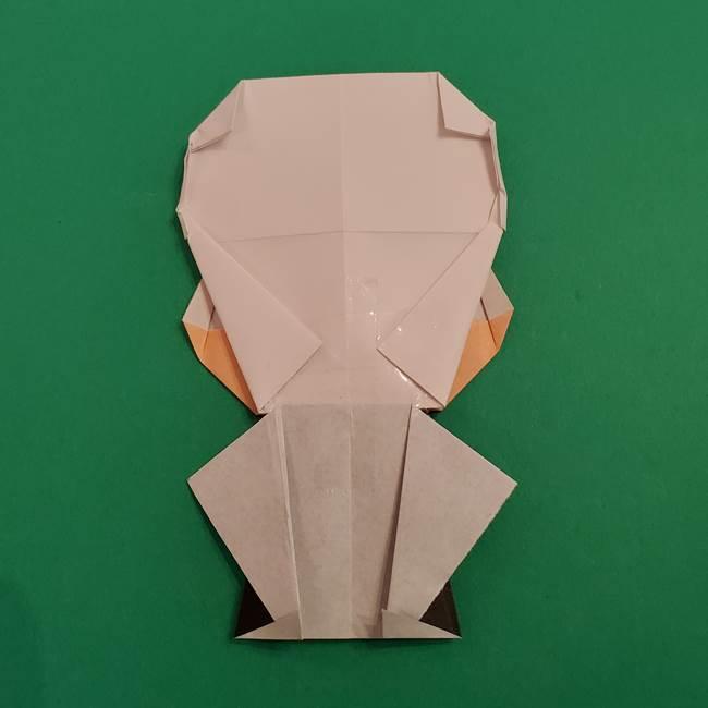 きめつのやいば折り紙 ゆしろうの折り方作り方4(11)