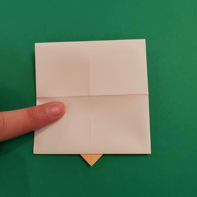 きめつのやいば折り紙 ゆしろうの折り方作り方4(3)