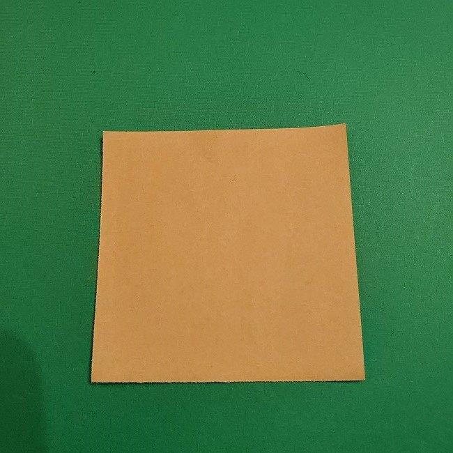 きめつのやいば 折り紙のたまよ*折り方作り方1顔 (1)