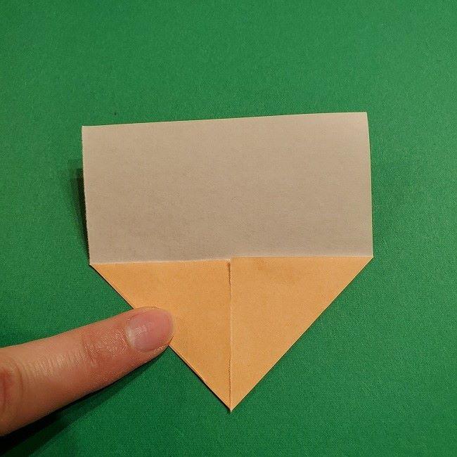 きめつのやいば 折り紙のたまよ*折り方作り方1顔 (4)