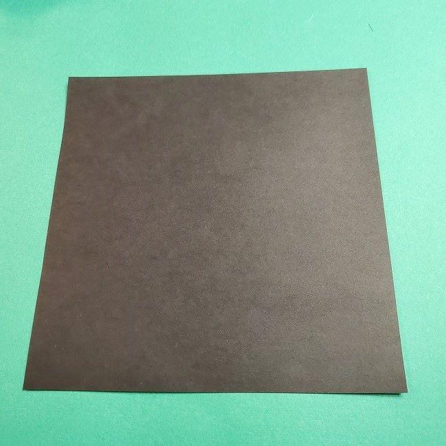 きめつのやいば 折り紙のたまよ*折り方作り方2髪の毛 (1)