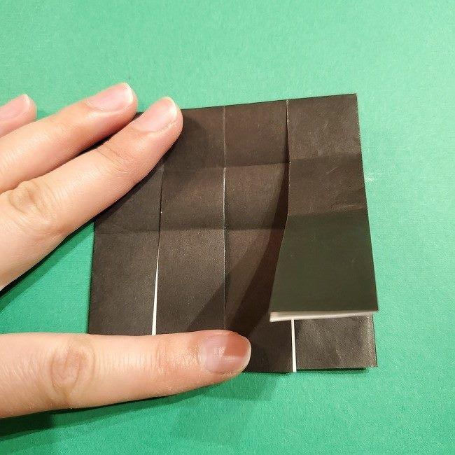 きめつのやいば 折り紙のたまよ*折り方作り方2髪の毛 (12)