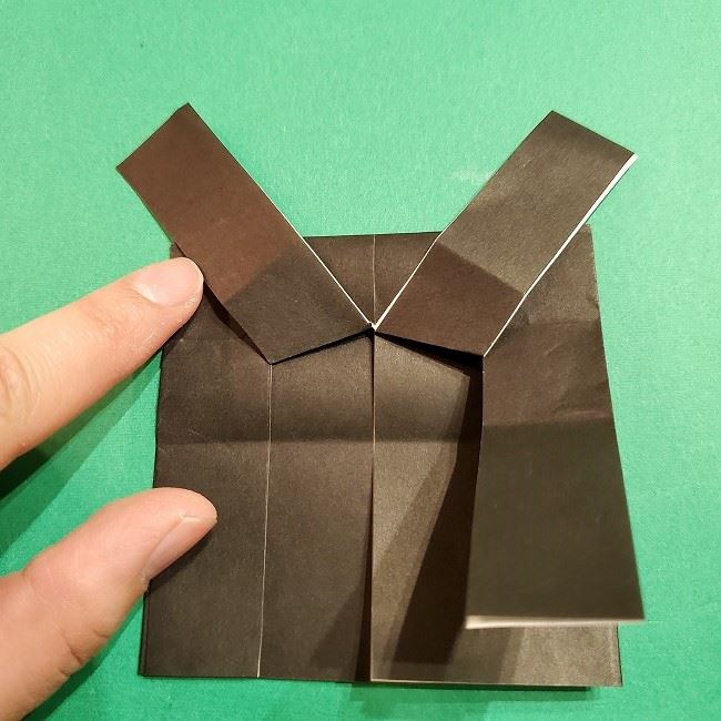 きめつのやいば 折り紙のたまよ*折り方作り方2髪の毛 (13)