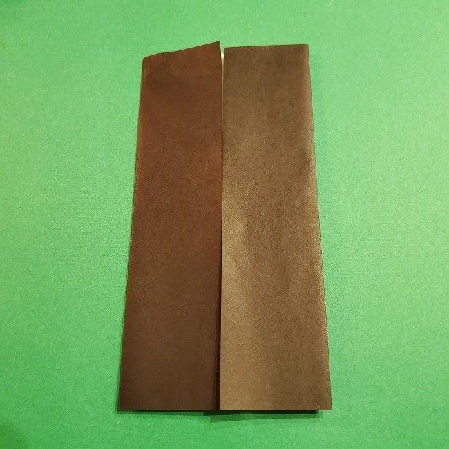 きめつのやいば 折り紙のたまよ*折り方作り方2髪の毛 (4)
