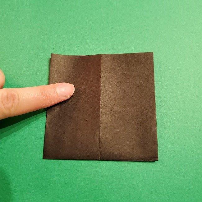 きめつのやいば 折り紙のたまよ*折り方作り方2髪の毛 (5)