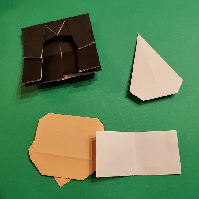 きめつのやいば 折り紙のたまよ*折り方作り方3着物 (12)