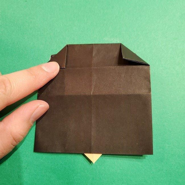 きめつのやいば 折り紙のたまよ*折り方作り方4完成 (5)
