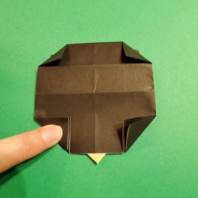 きめつのやいば 折り紙のたまよ*折り方作り方4完成 (6)