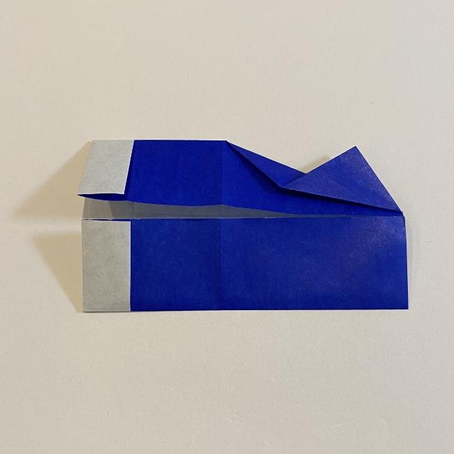 こいのぼりの折り紙(年少さんの製作) 折り方作り方 (6)