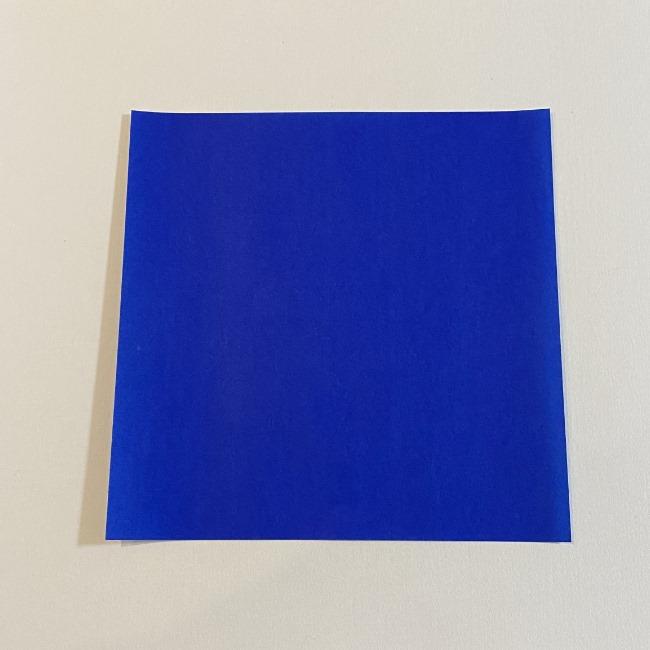 こいのぼりの折り紙(年少さんの製作) 折り方作り方