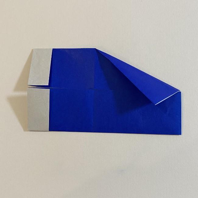こいのぼりの折り紙(年少さんの製作) 折り方作り方5 (2)