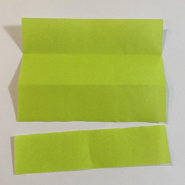 さくらんぼの折り紙の作り方折り方は簡単♪ (1)