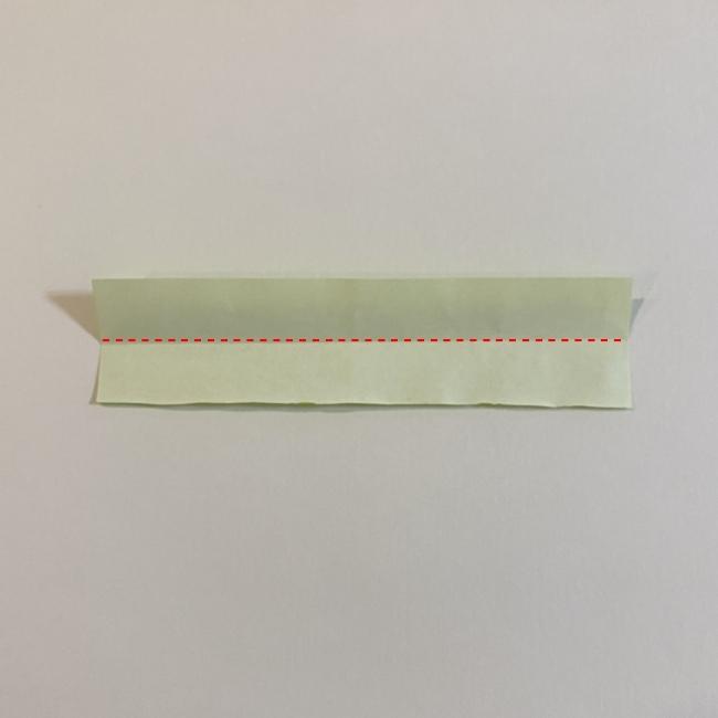 さくらんぼの折り紙の作り方折り方は簡単♪ (2)