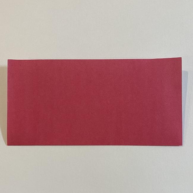 さくらんぼの折り紙の作り方折り方は簡単♪ (6)