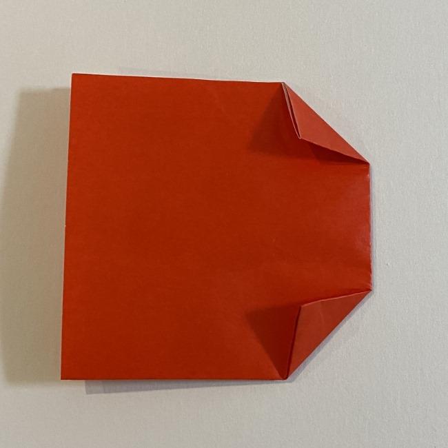 さくらんぼの折り紙の作り方折り方は簡単♪ (8)