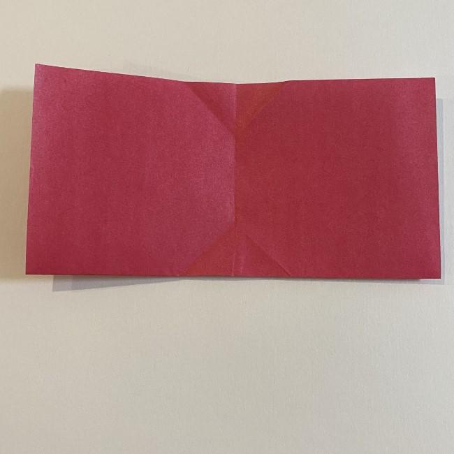 さくらんぼの折り紙の作り方折り方は簡単♪ (9)