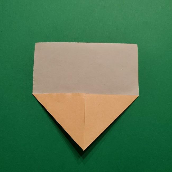 ひめじまぎょうめいの折り紙 折り方作り方1顔 (4)