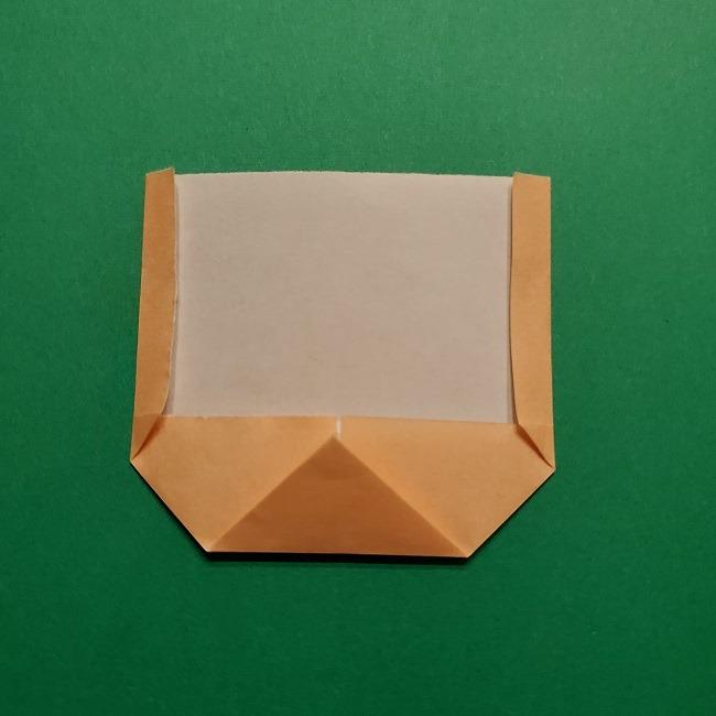 ひめじまぎょうめいの折り紙 折り方作り方1顔 (6)