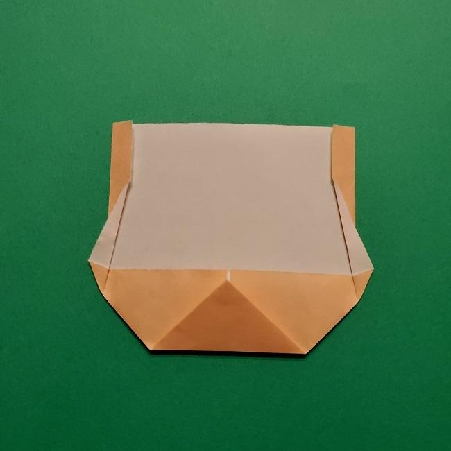 ひめじまぎょうめいの折り紙 折り方作り方1顔 (7)