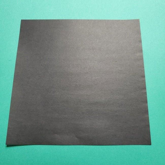ひめじまぎょうめいの折り紙 折り方作り方2髪 (1)