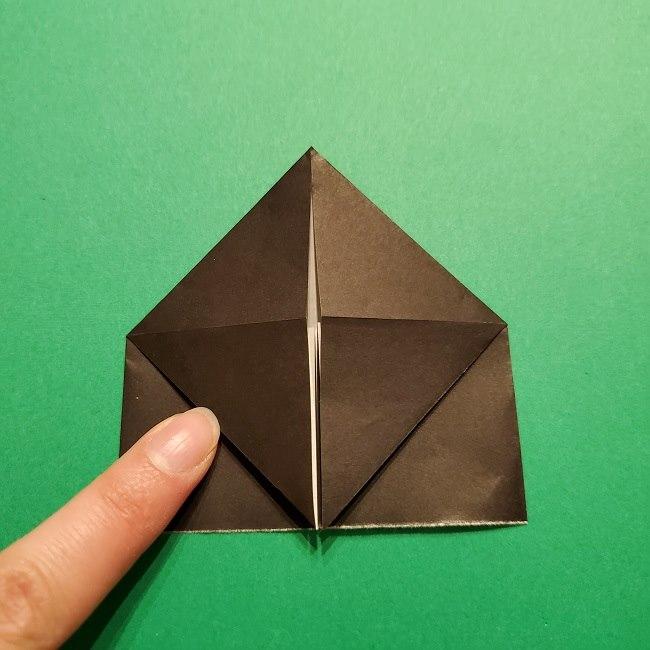 ひめじまぎょうめいの折り紙 折り方作り方2髪 (12)